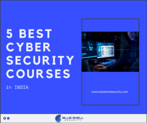 best cyber security courses in india