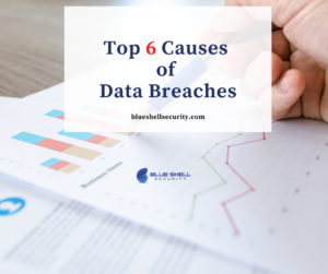 causes of data breach